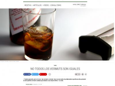 Vermut Golfo en el blog de El País